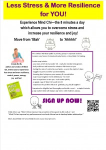 Less Stress & More Resilience for YOU!