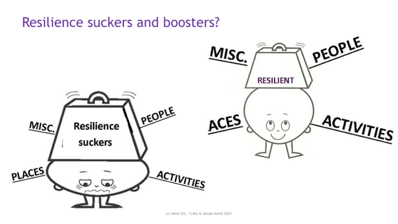 suckers and boosters